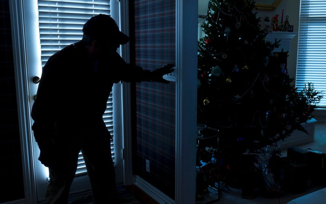 Five Easy Ways to Keep Your Home Safe While You're Away for the Holidays