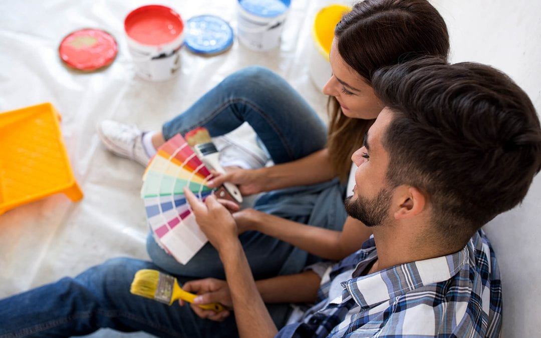4 Easy Home Renovations You Can Do Over a Weekend